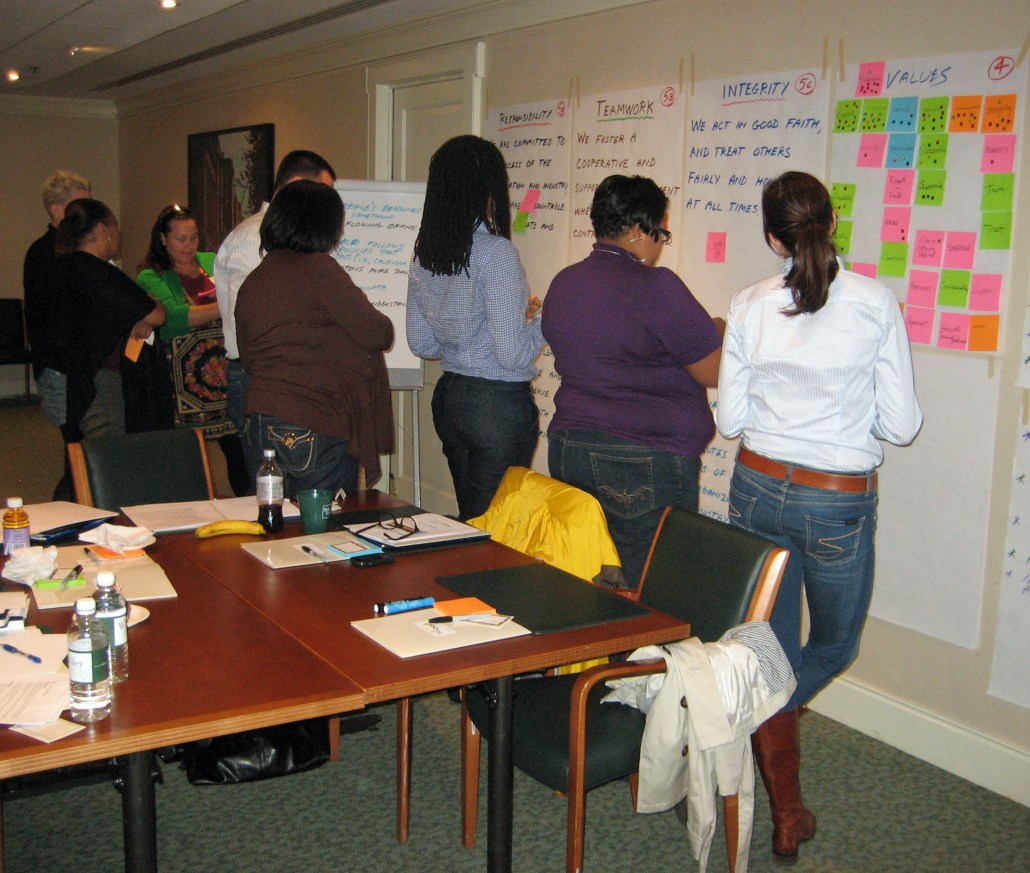 Strategic Planning Session Picture