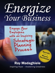 Energize Your Business by Ray Madaghiele Book Cover