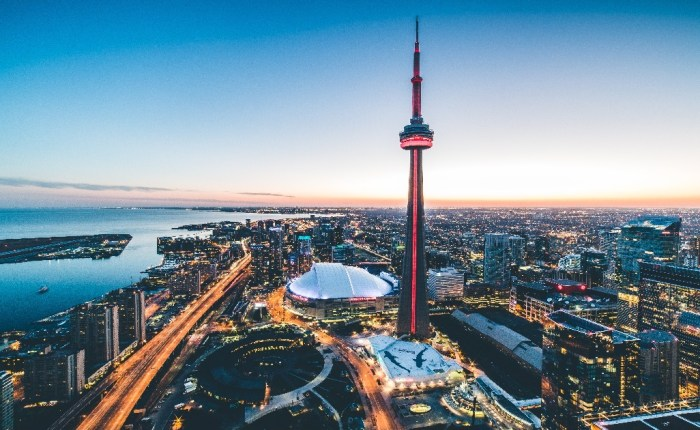 Toronto Tops the List in Canada for Meetings & Events
