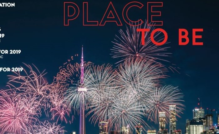 BIZBASH BEST CELEBRATES CANADA'S DOWNTOWN