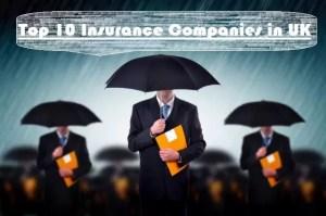 insurance companies uk