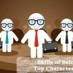 skills of a salesperson