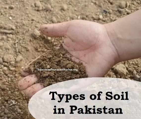 soil in pakistan