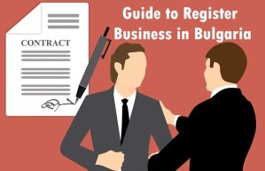 How to register business in Bulgaria EU