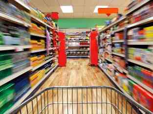 Running supermarket for sale in UAE