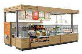 Food business kiosks for sale in Abu Dhabi