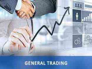 GENERAL TRADING 8 YEAR OLD LICENSE FOR SALE IN DUBAI