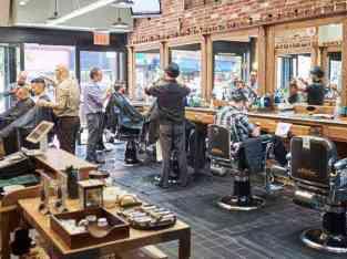 Men's salon for sale in Abu Dhabi