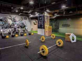 Boutique Cross fit gym for sale in Abu Dhabi