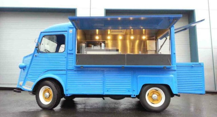 Fast food Food truck business for sale in UAE