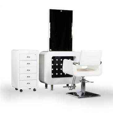 Ladies salon kiosk for sale in Dubai