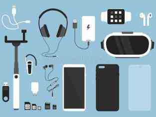 Kiosk mobile accessories business for sale in UAE