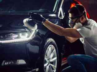 दुबई में बिक्री के लिए कार पॉलिशिंग व्यवसाय