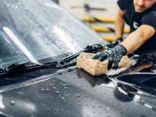 Parking car washing business for sale in Dubai