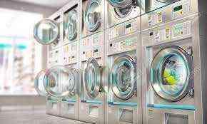 Gibaligya ang Industrial Laundry sa Dubai