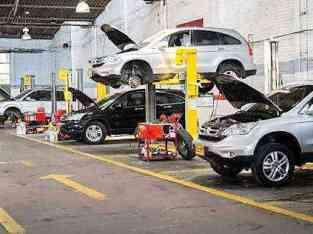 Automobile Car Workshop for sale in Abu Dhabi
