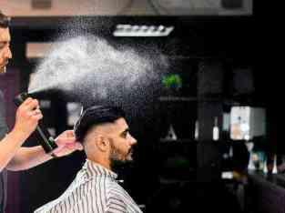 Gibaligya ang Men's Salon nga gibaligya sa Dubai