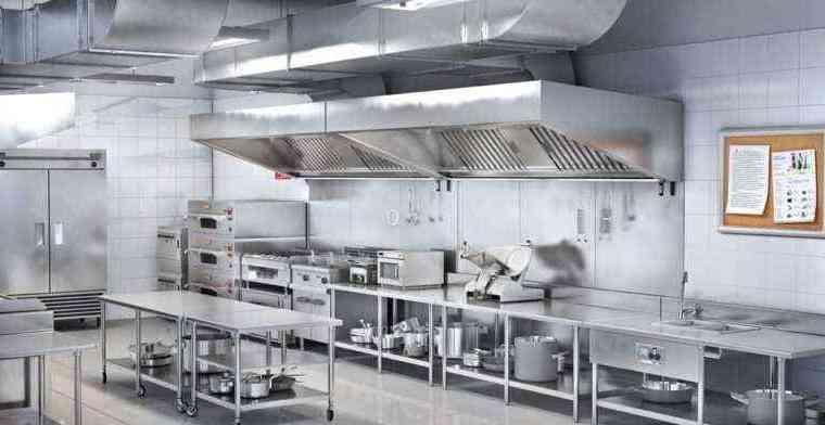 Kitchen restaurant for sale in Dubai
