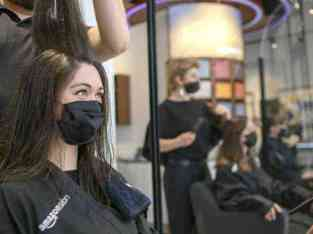Running Beauty salon for sale in Dubai