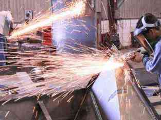 Steel Fabrication Business for sale in Dubai