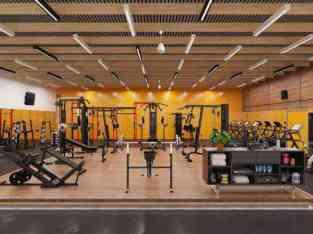 Gibaligya ang Fitness Gym Studio sa Dubai