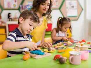 著名的幼儿园出售在沙迦