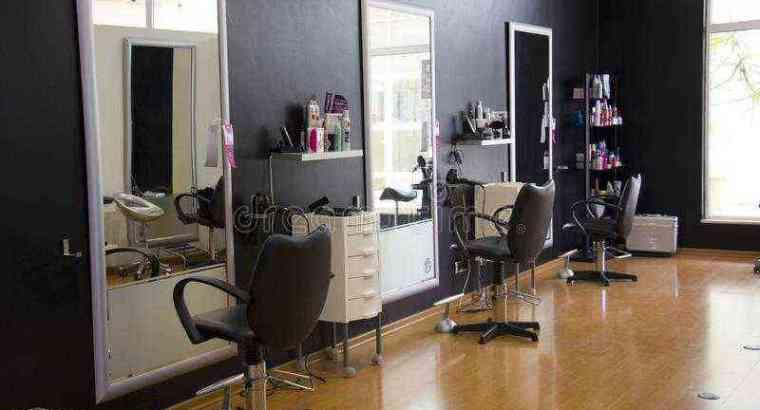Well Running Beauty salon for sale in Dubai