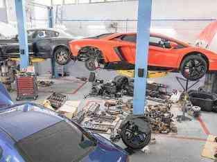 Се продава деловна работилница за автомобили во Дубаи