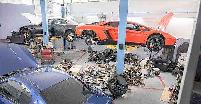 Car workshop business for sale in Dubai