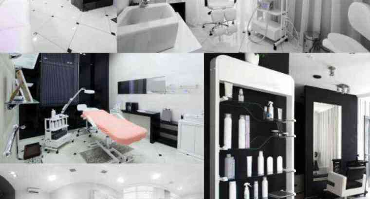 Hair, Nails and Massage ladies salon for sale in Dubai