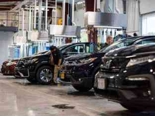 Centro de detalle automóbil á venda en Dubai