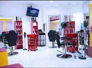 lady salon for sale صالون نسائي للبيع