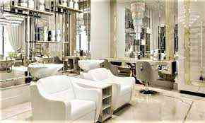 Salón de lujo para damas en venta en Dubai