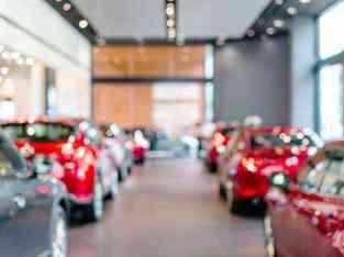 Car for sale in UAE res Showroom