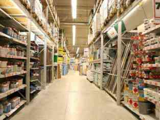 Active Well Running Building Materials Shop for sale in Dubai