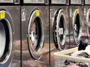 두바이에서 판매되는 세탁소