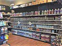 Well Running Paint Shop for Sale in Dubai