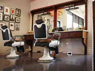 Running Business Gents Saloon shop with trade license for sale in Dubai