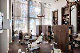 Modern Gents Salon for Sale in Dubai