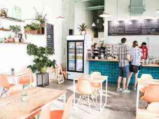Coffee juice bar for sale in Dubai