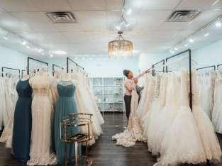Bridal boutique business for sale in Dubai