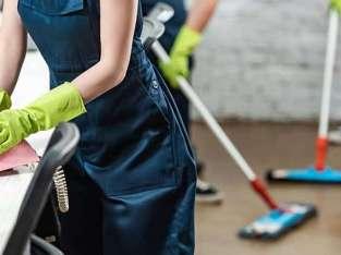 두바이에서 판매되는 잘 운영되는 청소 회사