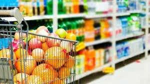 Supermarket amidy any amin'ny toerana praiminisitra ao Dubai