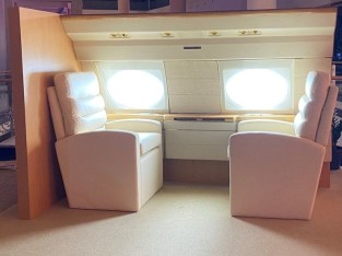 Asia's only Private Jet Studio