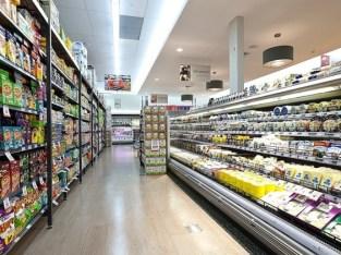Supermarket -ka firfircoon ee lagu iibinayo UAE