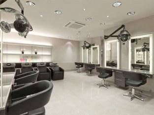 Ladies Salon in Media City Free zone for sale in Dubai