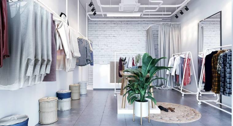 Fashion shop for sale in Dubai