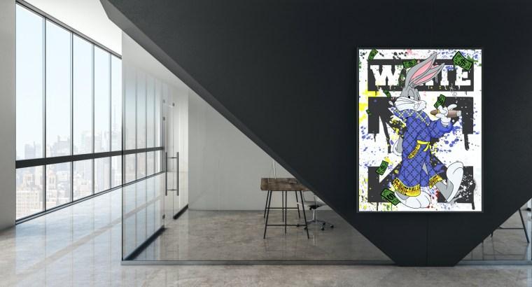 Succesfull E-Commerce Canvas Art company for sale!