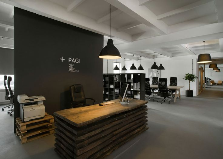 Beautiful The Interior Design Of An Office Can Make Or Break The Productivity And  Efficiency Of A Business. It Can Even Affect Employee Morale. Office  Interior Design ...