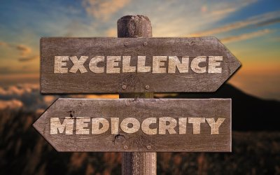 """Excellence is Not a Skill. It is an Attitude."" – Ralph Marston"